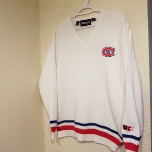 1980s Montreal Canadiens Starter Sweater